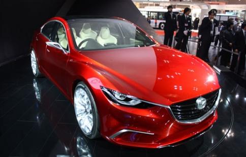 Hình ảnh tương lai của Mazda 6