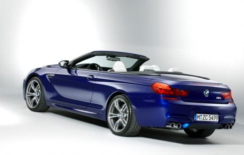 BMW M6 Convertible 2012 có giá 113.995 USD
