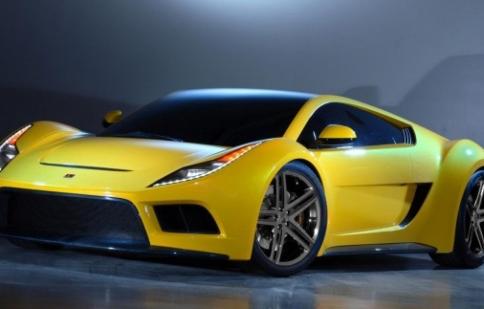Saleen sắp phát triển siêu xe mới