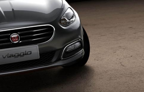 Fiat ra mắt Viaggio tại triển lãm Bắc Kinh