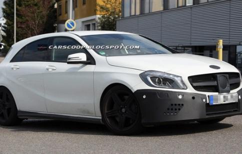 Mercedes A Class AMG sắp được sản xuất