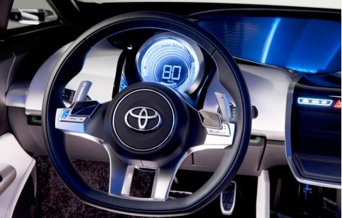 Toyota phát triển xe nhận biết cảm xúc