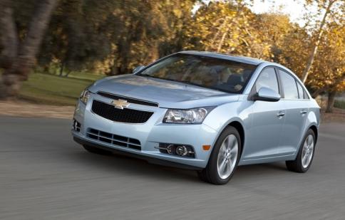 Chevrolet đạt doanh số kỷ lục trong quý I