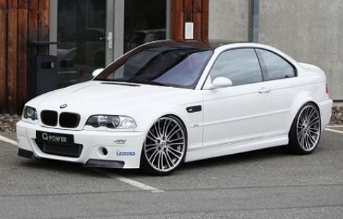 G-Power nâng cấp BMW M3 E46