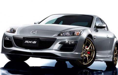 Mazda tiếp tục sản xuất RX-8 do nhu cầu tăng tại Nhật Bản