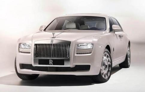 Rolls-Royce trình làng Ghost Six Senses mới