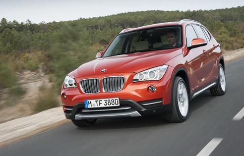 BMW X1 chỉ phân phối đông cơ diesel tại Anh