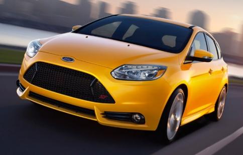 Ford công bố giá bán Focus ST 2013