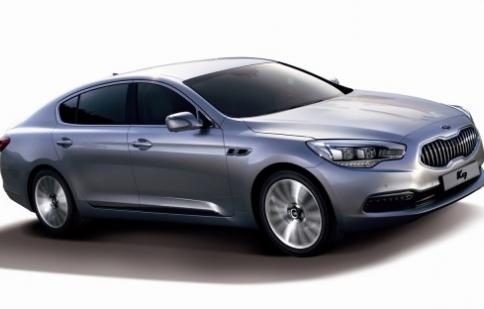 Kia K9 bắt đầu được bán ra tại Hàn Quốc