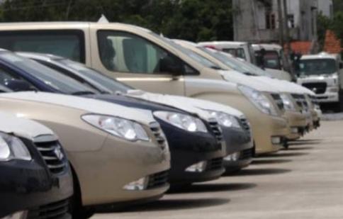 Nhật Bản bán ra hơn 200.000 xe hơi trong tháng tư