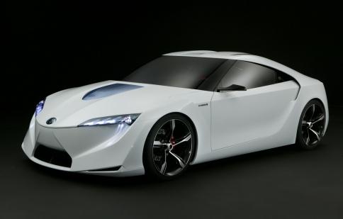 Toyota Supra huyền thoại sắp trở lại?