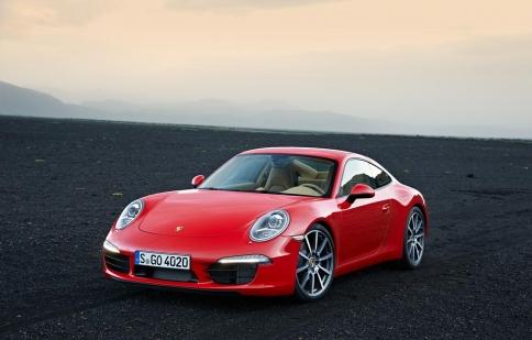 Porsche 911 Carrera nhận giải thưởng red dot: thiết kế sản phẩm 2012