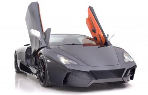 Siêu xe Arrinera có giá 160.600 USD