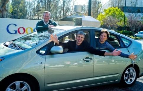 Xe tự lái của Google chính thức được cấp phép