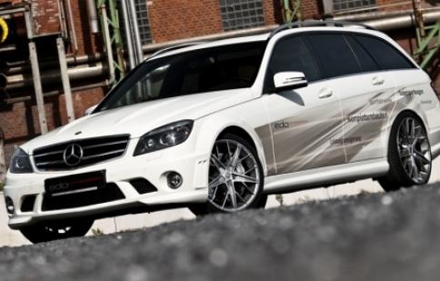 Edo Competition nâng cấp Mercedes-Benz AMG C63