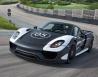 Porsche 918 Spyder 2014 lần đầu lộ diện