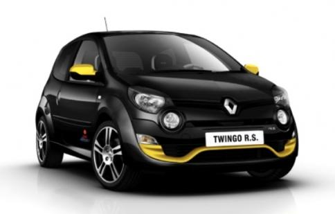 Renault sắp ra mắt phiên bản Twingo RS đặc biệt