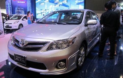 VAMA đề nghị hoãn phí, giảm thuế ôtô