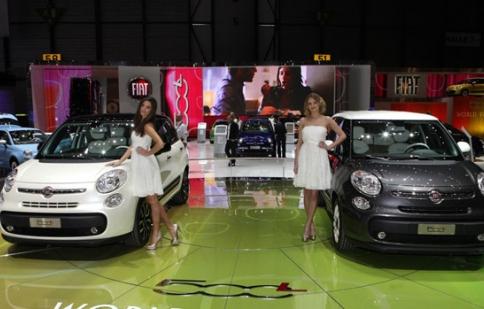 Fiat muốn mua 100% cổ phần của Chrysler