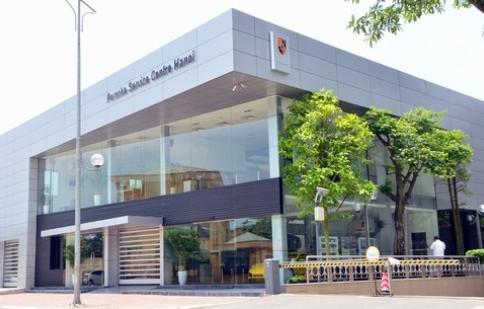 Khai trương Trung tâm Dịch vụ Porsche Hà Nội