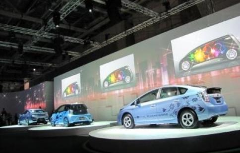 Toyota bán được 4 triệu xe hybrid