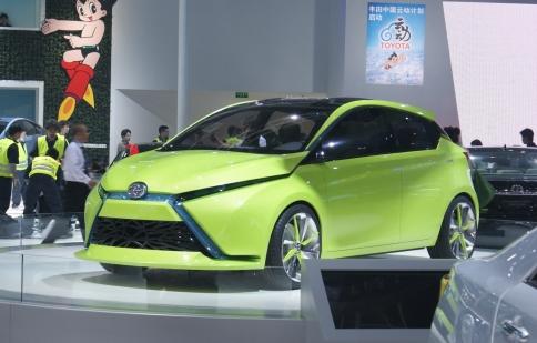 Toyota sẽ cho ra mắt 8 mẫu xe mới vào năm 2015