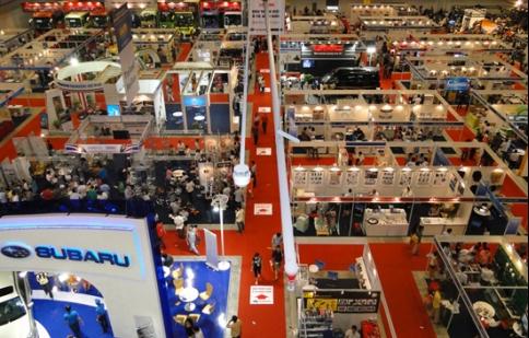 Triển lãm Saigon Autotech & Accessories 2012 sắp khai mạc