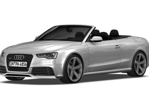 Audi RS5 Convertible sẽ có mặt tại Mỹ