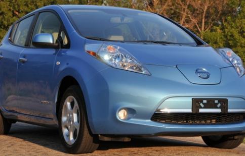 Doanh số Nissan Leaf kỳ vọng tăng gấp ba lần