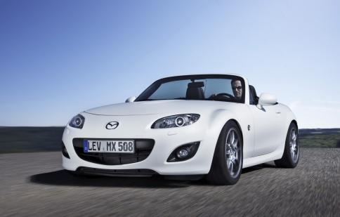 Mazda ra mắt MX-5 Yusho