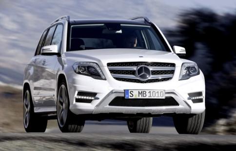 Mercedes công bố thông tin về các mẫu xe phiên bản 2013