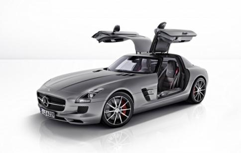 Mercedes SLS AMG sẽ bị loại bỏ