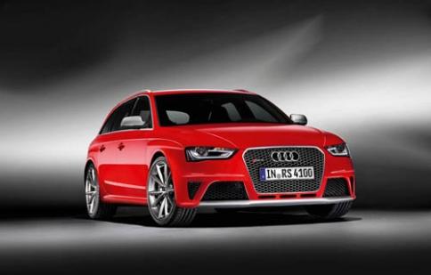 Audi công bố thông số kỹ thuật RS4 Avant 2013