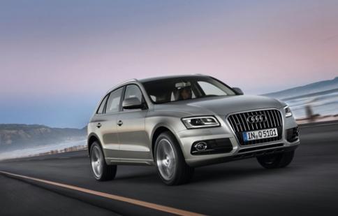 Audi ra mắt Q5 phiên bản nâng cấp
