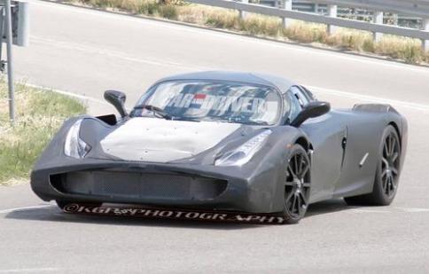Ferrari hoàn tất thiết kế F70