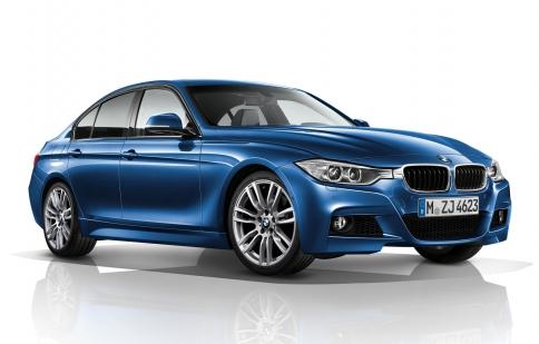 BMW 3 series Active Hybrid có giá 62.710 USD