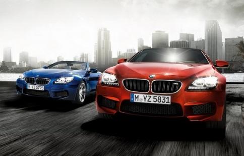 BMW loại bỏ hộp số sàn trên M5 và M6