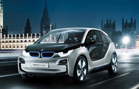 BMW ra mắt i3 Concept cao cấp