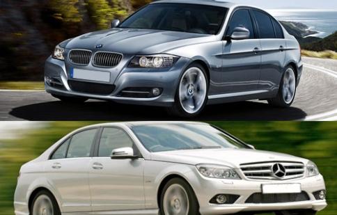 Chủ xe BMW phải trả phí bảo hiểm cao hơn 25 % so với chủ xe Mercedes
