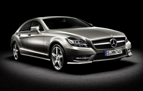 Mercedes công bố thông tin CLS 2013