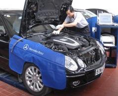 Mercedes-Benz An Du Kiểm tra miễn phí hệ thống điều hòa