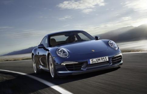 Porsche 911 đã giành vị trí số 1 về sự hài lòng của khách hàng