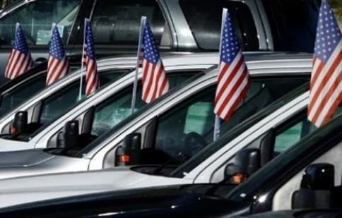 Thị trường ôtô Mỹ đạt doanh số 13.9 triệu USD trong tháng 6
