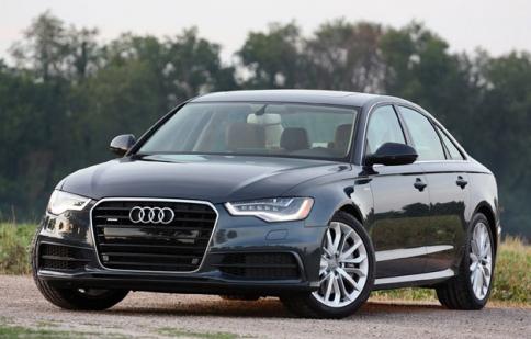 Audi cung cấp thêm tùy chọn cho A6 2013