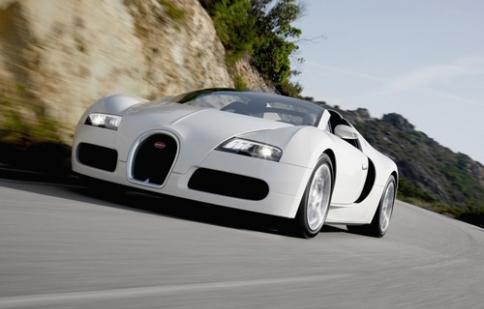 Bugatti Veyron hybrid sắp ra mắt