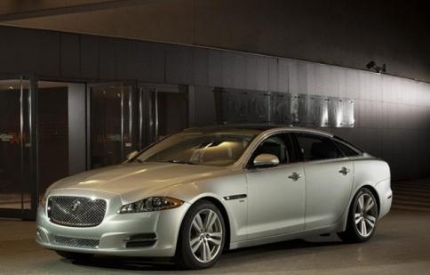 Jaguar nâng cấp  XJ 2013