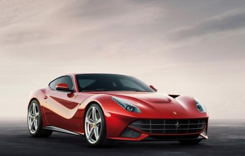 Ferrari công bố giá bán F12 Berlinetta