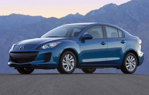 Mazda 3 2013 hấp dẫn hơn với động cơ Skyacti