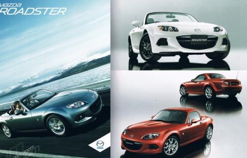 Mazda làm mới MX-5