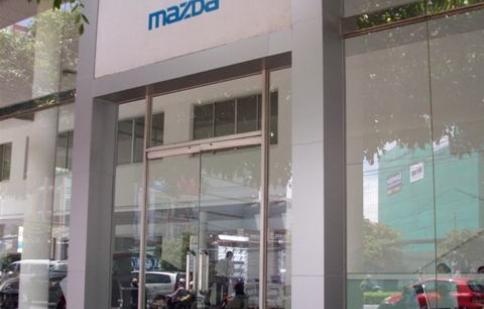 Vina Mazda mở thêm Showroom mới